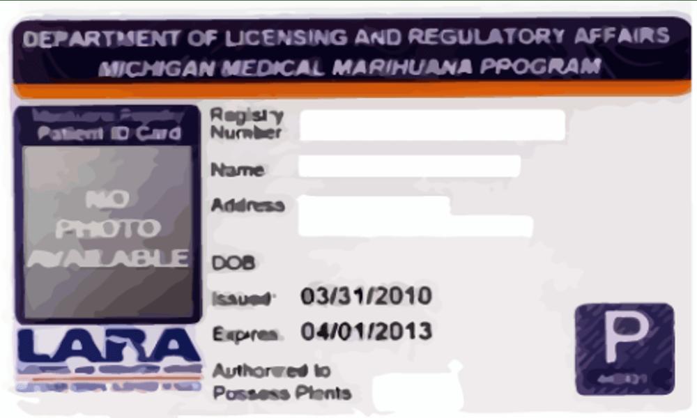 How To Get A Michigan Marijuana Card
